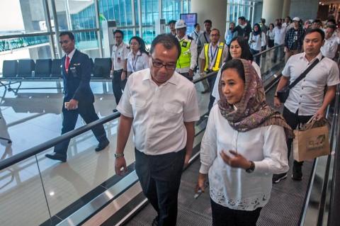 Menteri BUMN Akan Buat Program untuk Ramaikan Bandara YIA