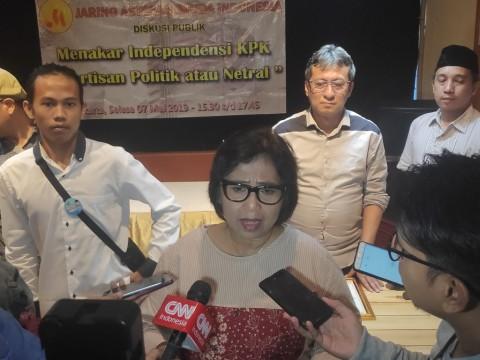Politikus NasDem Nilai KPK Tetap Perlu Diawasi