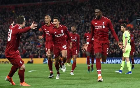Remukkan Barcelona, Liverpool Lolos ke Final