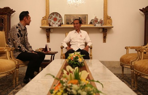 Jokowi dan Demokrat Semakin Menemukan Kecocokan