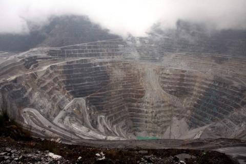 Penurunan Produksi Freeport Picu Kontraksi Ekonomi Papua