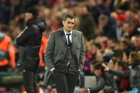 Timnya Dihancurkan, Pelatih Barcelona Ucapkan Selamat kepada Liverpool