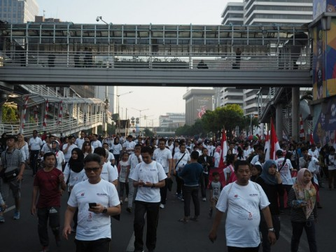 Kota Bekasi Tanpa CFD Hingga Arus Balik Lebaran