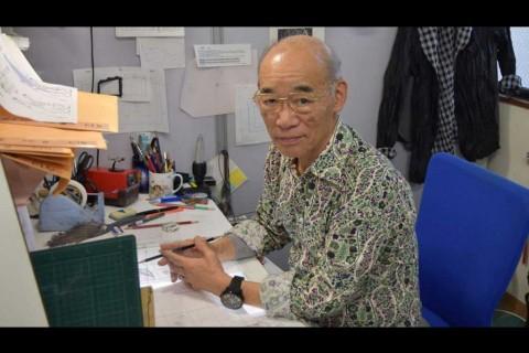 Kreator Gundam Sedih Tidak Bisa Kalahkan Hayao Miyazaki