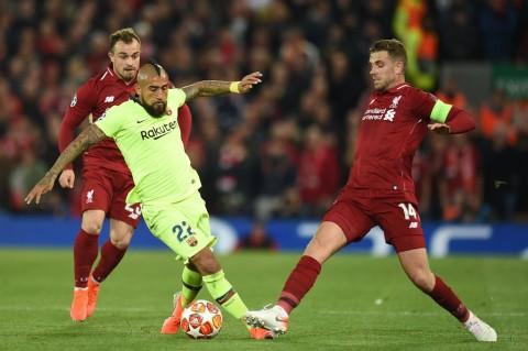 Rapor Pemain Usai Liverpool Singkirkan Barcelona