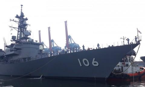 Mengenal Kapal Samidare Milik Jepang yang Multiguna