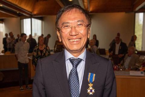 Kardiolog Indonesia Raih Penghargaan dari Kerajaan Belanda