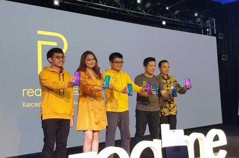 Realme 3 Pro ke Indonesia, Ramaikan Pasar Rp2,9 Juta