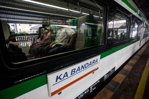 PT KAI Siapkan Kereta Api ke Bandara YIA