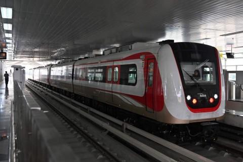 LRT Akan Angkut 14.225 Penumpang Setiap Hari