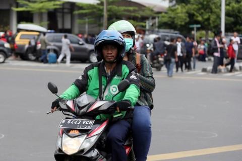 KPPU Diminta Waspadai Persaingan Ojek <i>Online</i>