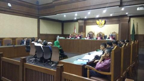 Istri Buang iPhone ke Sungai Tahu Suami Ditangkap KPK