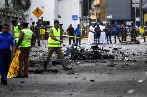 Pejabat AS Meninggal Setelah Dirawat Akibat Bom Sri Lanka