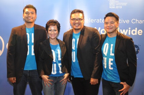 Qlue Masuk Program Akselerasi Startup Nvidia