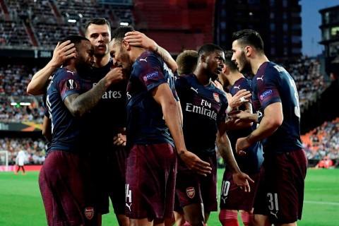 Hasil Lengkap Semifinal Europa League