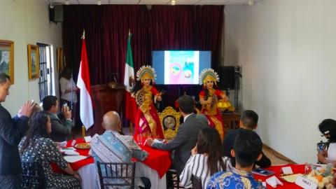 '10 New Bali' Diperkenalkan ke Industri Wisata Meksiko