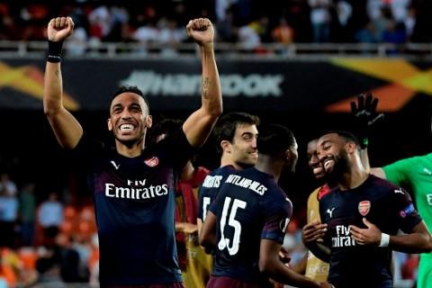 Data dan Fakta Menarik Usai Arsenal Taklukkan Valencia