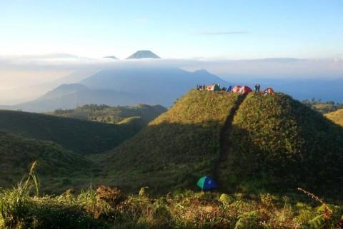 Sanggupkah Pemula Mendaki Gunung Prau?