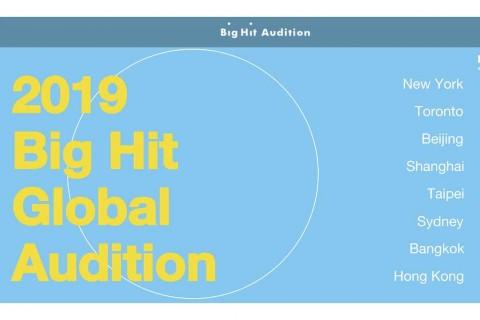 Cari Bakat Baru, BigHit Entertainment Buka Audisi di 8 Negara