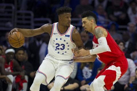 Philadelphia Paksa Toronto Mainkan Game 7
