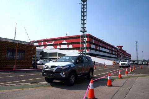 SUV Masih Menjadi Favorit untuk di Ekspor Toyota
