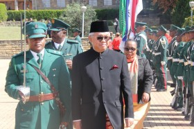 Lesotho Encourages Deeper Cooperation with Indonesia