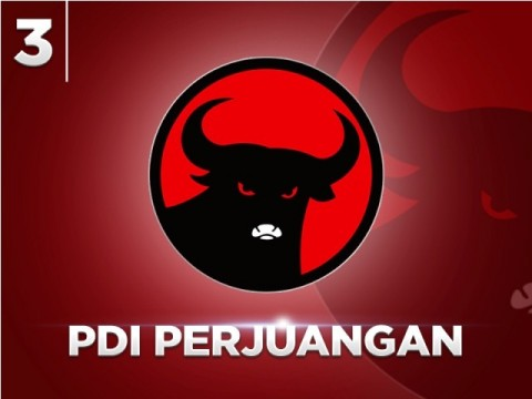 PDIP Menguasai Bali