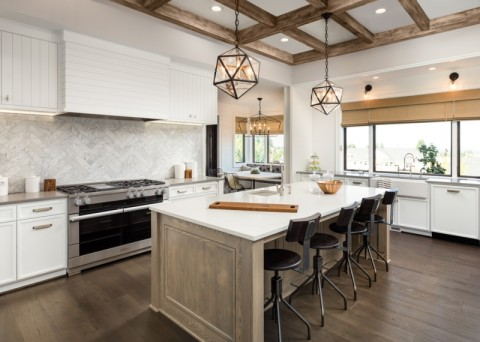 Kombinasi Warna Cat Dinding Dan Keramik pilihan warna cat yang cocok untuk dapur