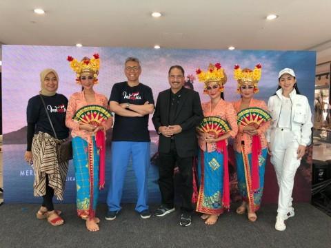 Indolevant Travel Mart Diharapkan Tingkatkan Wisman ke Indonesia