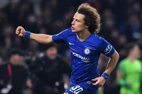 David Luiz Sepakat Tambah Masa Bakti di Chelsea