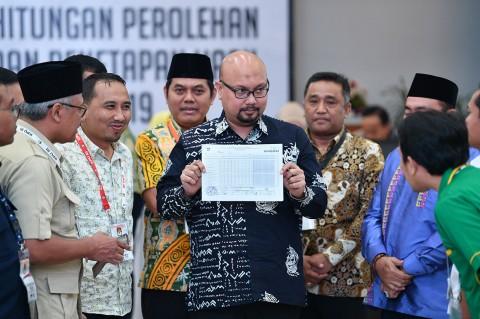 Jokowi-Ma'ruf Amin Unggul di Bali