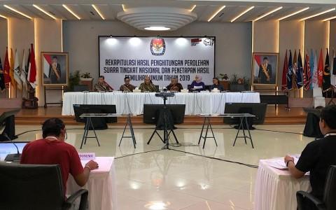 Jokowi Menang Telak di Kalimantan Utara