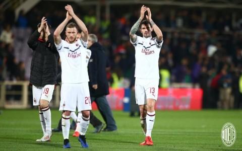 AC Milan Berjaya di Markas Fiorentina
