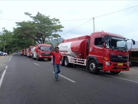 BBM di Tol Trans Jawa Dipastikan Cukup untuk Arus Mudik