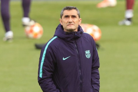 Valverde Konfirmasi Tetap Bersama Barcelona