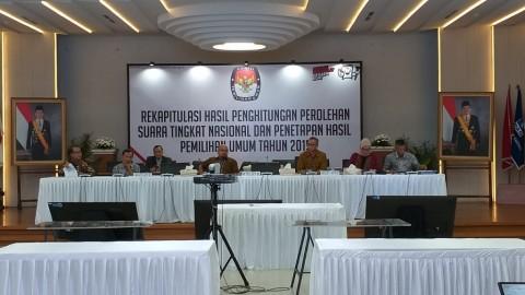 Prabowo-Sandi Menang Tipis di Bengkulu