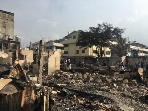 Kawasan Kebakaran Kampung Bandan Bakal Ditata Ulang