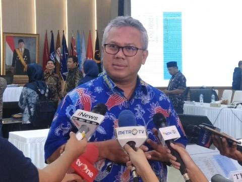 KPU Gelar Rekapitulasi Nasional 4 Provinsi Hari Ini