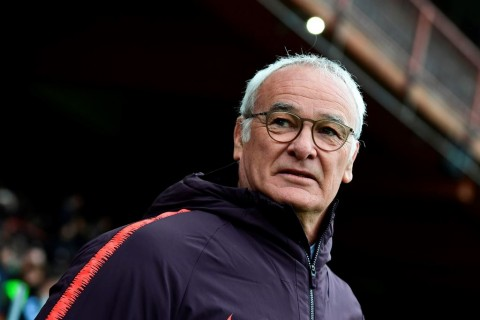 Ranieri Belum Menyerah Kejar Tiket Liga Champions Musim Depan