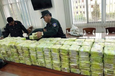 Vietnam Sita Setengah Ton Narkoba Senilai Rp300 Miliar