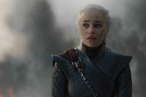 Begini Komentar Emilia Clarke untuk Game of Thrones Season 8