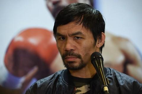 Manny Pacquiao Hadapi Thurman pada Juli Mendatang