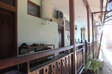 Rumah Dinas Bupati Jepara Sepi