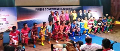 Liga 1 2019 Resmi Diluncurkan