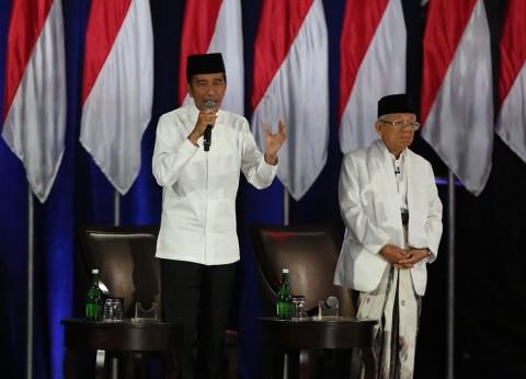 Jokowi-Ma'ruf Unggul di Sulawesi Utara