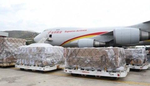 Tiongkok Kirim 2 Juta Bantuan Medis untuk Venezuela
