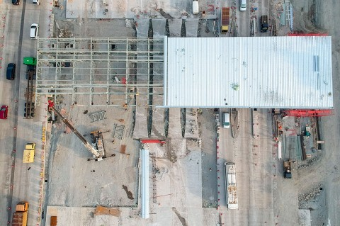 Pembangunan Gerbang Tol Pengganti Cikarang Utama Sudah 70%
