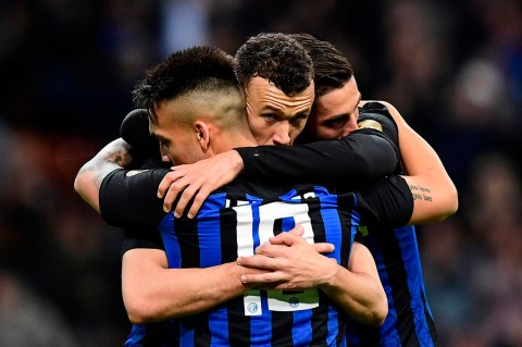 Inter Milan Tundukkan Chievo 2-0