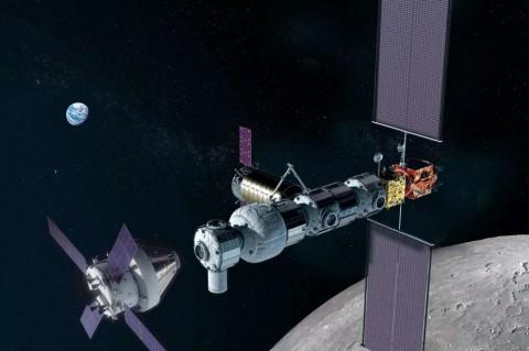NASA Minta Dana Ekstra Rp23 Triliun untuk Program Pendaratan Bulan