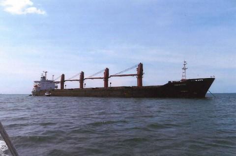 Korut Minta AS Kembalikan Kapal Kargo Sitaan